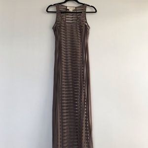 URBAN OUTFITTERS | SHEER MAXI DRESS {NWOT}